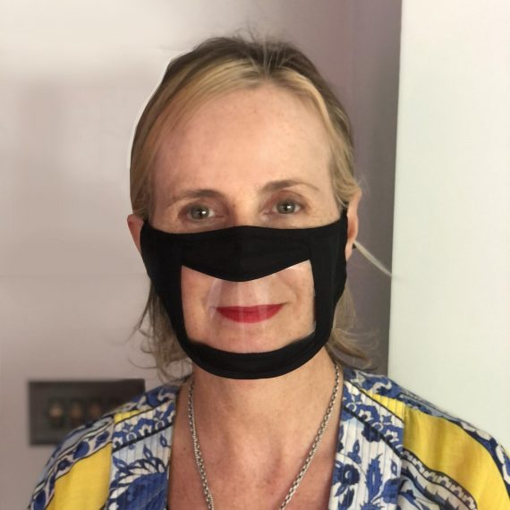 Personal Protective Equipment in schools - clear masks