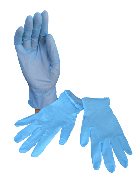 Nitrile Gloves non powdered